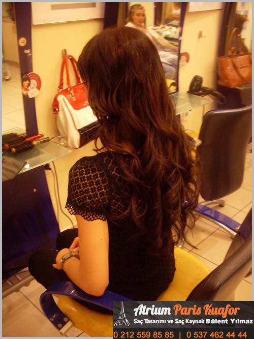 Halka saç kaynakları 2015