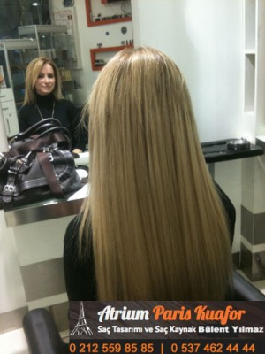Her İsteyen Saçlarına Keratin Kaynak Yaptırabilir mi?