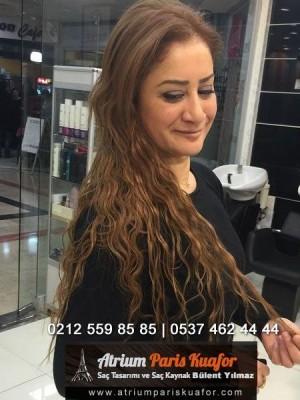 Mikro Saç Kaynağın Kullanılabildiği Saç Modelleri