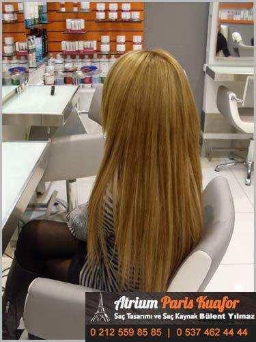 kaynak saç hakkında