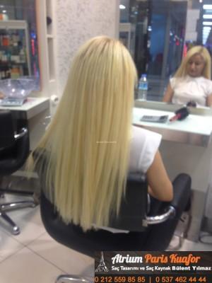Saç Kaynak Yapımı